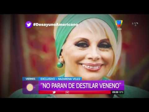 Fede Bal lleva a Nazarena Vélez a la Justicia: La voy a demandar por todo lo que dijo