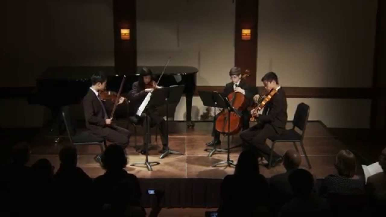 Beethoven - Quartet in C minor for Strings, Op. 18, No. 4