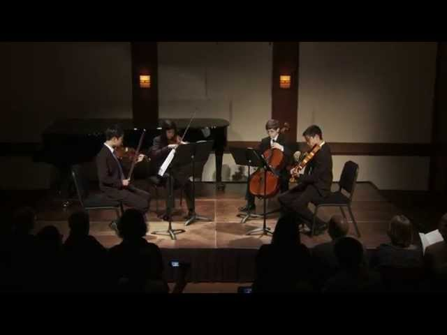 Beethoven: Quartet in C minor for Strings, Op. 18, No. 4
