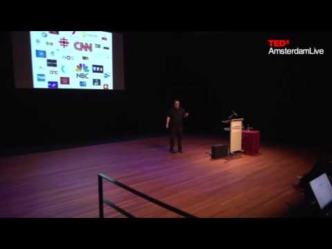 Extreme weather needs extreme solutions: Ap Verheggen at TEDxAmsterdamLive