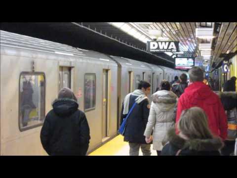 Metro (subway) in Toronto Canada