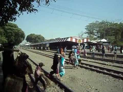 Bahraich Station.