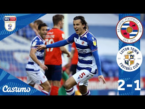 Reading Luton Goals And Highlights