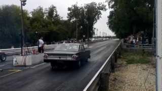 1964 Ford Falcon Dragcar