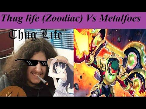 Yugioh Locals Finals! Zoodiacs vs Metalfoe Zoo