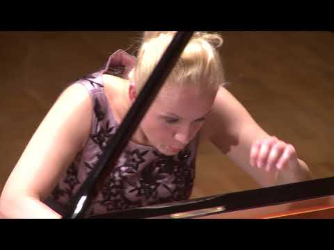 Franz Liszt - Hungarian Rhapsody No. 12 - by Aleksandra Mikulska