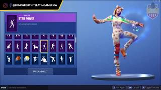 "ONESIE Skin Filtered from Fortnite ""Girl Burger/Girl Pyjamas"""