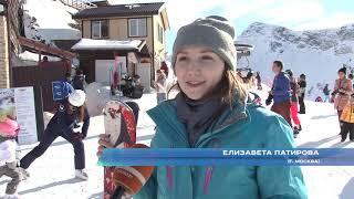 Около 1 5 млн туристов ждут горнолыжные курорты Сочи этой зимой Новости Эфкате