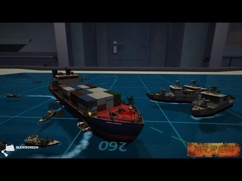 Gulf of Aden Task Force Somalia PC 60FPS Gameplay | 1080p
