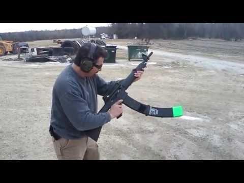 MKA 1919 Match 12 ga shotgun