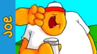 Joe Cartoon - Jimbob Açık Havada