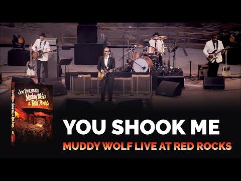 Joe Bonamassa - You Shook Me - Muddy Wolf at Red Rocks