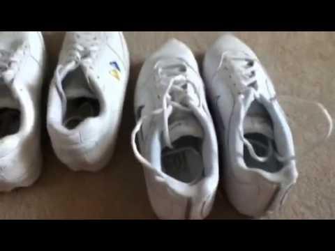 Kaepa cheer shoes vs Nike cheer shoes