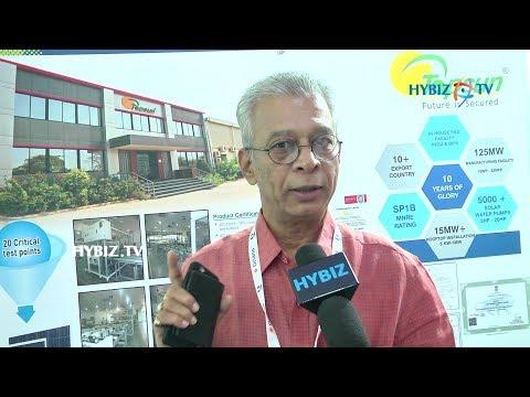 Purushotham Nanduri - Topsun Energy Ltd   RenewX 2018 Hyderabad