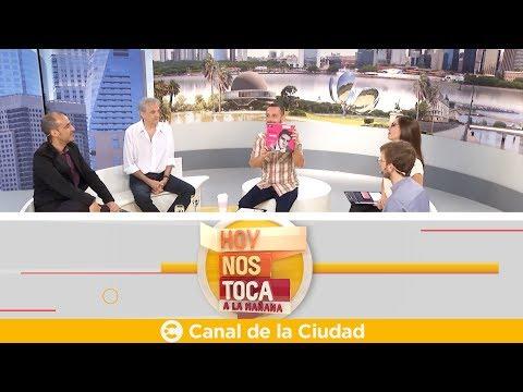"""<h3 class=""""list-group-item-title"""">Conversación y café con Carlos Ares en Hoy nos toca</h3>"""