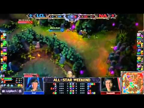 League of Legends All Star Shanghai 2013 Day 3