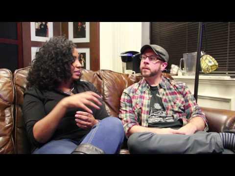 DEJ Interviews Mark Agee at the Addison Improv