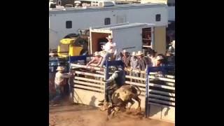 Barron County Fair Rodeo