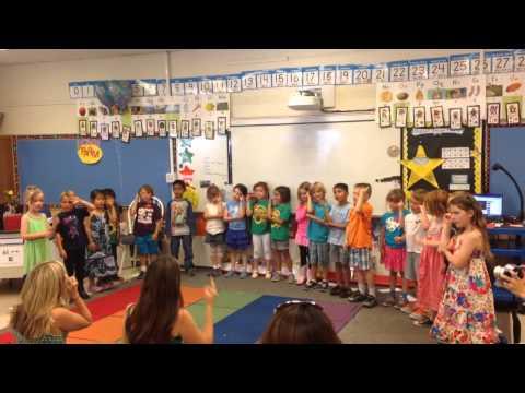 Lean On Me - Last Day of Kindergarten