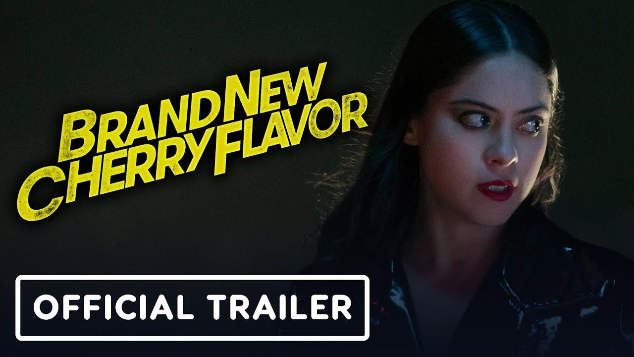 Brand New Cherry Flavor - Official Trailer (2021) Rosa Salazar, Eric Lange, Catherine Keener