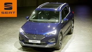 The New SEAT Tarraco Reveal Highlights