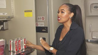Download Flight Attendant on Why Passengers Shouldn't Order Coffee Mp3 and Videos