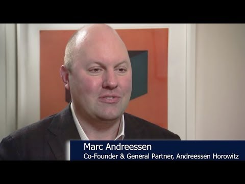 Marc Andreessen - The Future of the Cloud