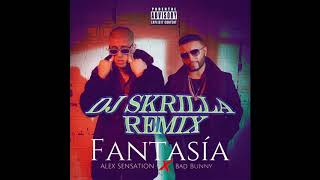 Fantasia Alex Sensation X Bad Bunny Chopped n Screwed Dj kriLLa Remix.mp3