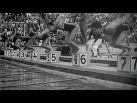 1936 Olympic 200 breaststroke