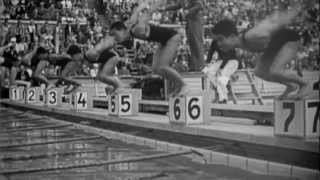 1936 Olympic 200 breaststroke