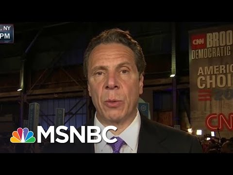New York Governor Andrew Cuomo: 'This Is A Real Race' | Hardball | MSNBC
