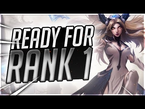 TFBlade | Preparing for Rank 1