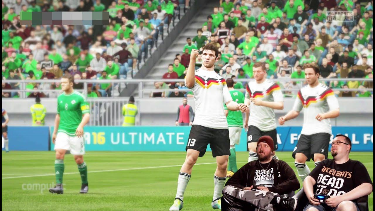 Nordirland Deutschland Em 2021