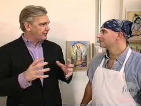 Doughnut Plant on Follow That Food with Gordon Elliott 2004