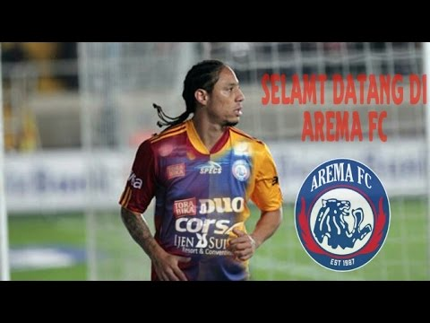 Skill and Goal Juan Pablo Pino Marquee Player Arema Fc