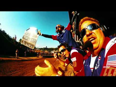 Team USA Monster Energy FIM Motocross