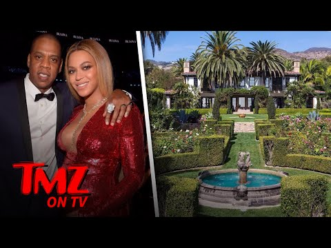 Download Youtube: Beyoncé and Jay Z Finally Get To Take The Twins Home | TMZ TV