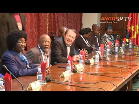 Eleições/2017: Candidato do MPLA dialoga com observadores internacionais