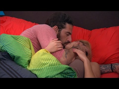 'Big Brother' Sneak Peek: Liz and Austin Just Kissed!