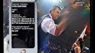 Keith Deller vs Rod Harrington - 1998 World Matchplay - Semi Finals - Part 2/10
