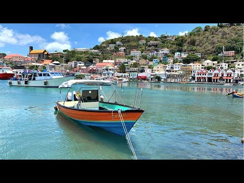 GRENADA - TRAVEL WITH ME TO THE ISLAND OF SPICE