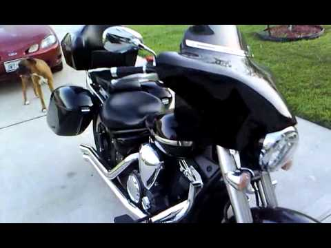 2014 v star 1300 deluxe with Watch on Leather Road King Tour Pack besides Watch moreover 18906 Yamaha V Star 1300 Deluxe 2014 2 likewise Watch further 2011 Yamaha Star Cruiser Models.