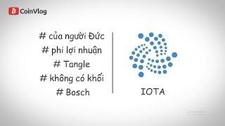 Giải thích dự án IOTA là gì và tiềm năng của công nghệ Tangle - CoinWiki