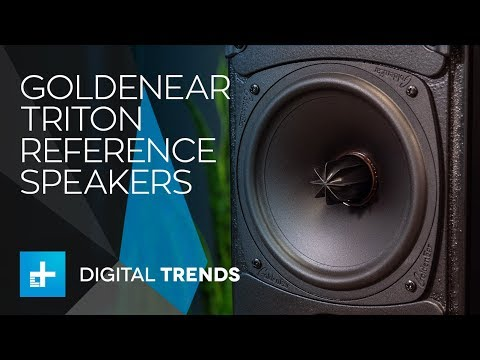 GoldenEar Triton Reference Speakers Review: A Real Reference Speaker For Under $10K A Pair