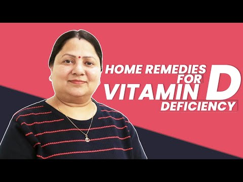 Home Remedies for Vitamin D Deficiency