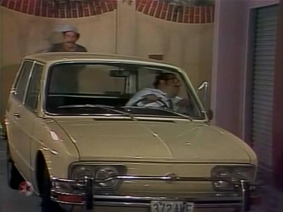 El Chavo Del 8 El Carro Del Se 241 Or Barriga Parte 2 Youtube