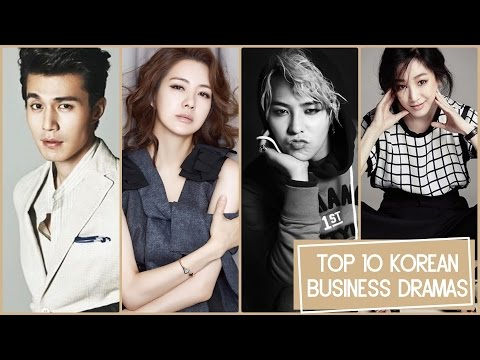 Top 10 Korean Business Dramas