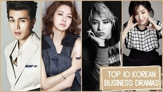 Video Top 10 Korean Business Dramas download MP3, 3GP, MP4, WEBM, AVI, FLV Maret 2018