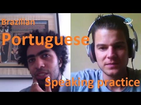 How to practice speaking a foreign language - How I learned Brazilian Portuguese