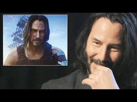 Reacting to Keanu Reeves Memes